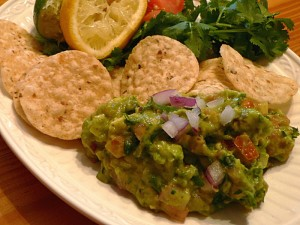 Make guacamole for Cinco de Mayo