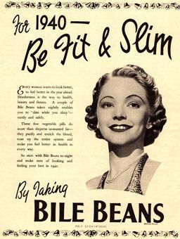 Bile Beans ad