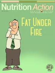 CSPI: Fat Under Fire
